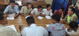Ditemukan Pelajar Nongkrong Di Waduk Delingan Saat Jam Pelajaran