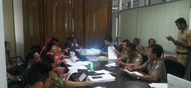 Rapat Fasilitasi dan Konsultasi Pembahasan Raperda Pejabat PPNS dan PKL
