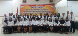 Diklat Teknis Manajemen Kepegawaian Kabupaten Karanganyar Tahun 2016