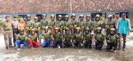 Pendidikan dan Pelatihan Dasar Banpol PP Kab. Karanganyar 2016