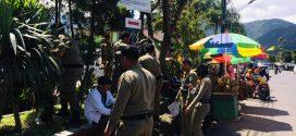 Pedagang Kaki Lima Tawangmangu Mulai Ditertibkan