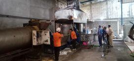 Ditinggal Karyawan Istirahat, Pabrik Kerupuk dan Makaroni Terbakar