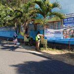 Penertiban Reklame di Sepanjang Selatan RSUD Kab. Karanganyar