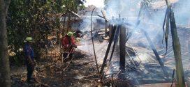 Lagi – Lagi terjadi, Membakar Sampah Berpotensi Kebakaran